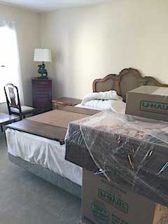 Bedroom Packed